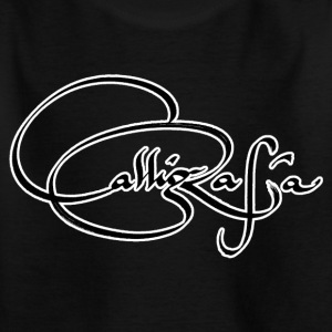 calligraphy - Kids' T-Shirt