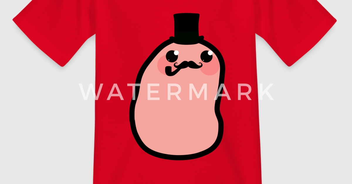 Kühle Kawaii Potao von Maax17   Spreadshirt