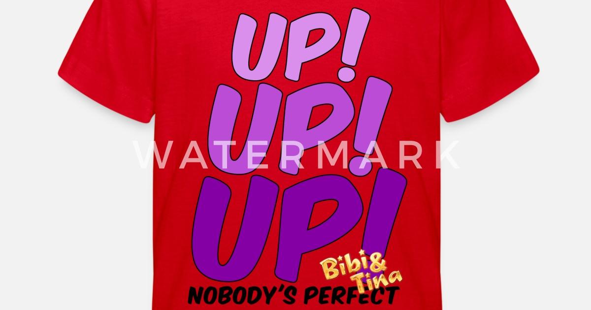 Bibi Und Tina Star Edition Up Up Up Kinder T Shirt Spreadshirt