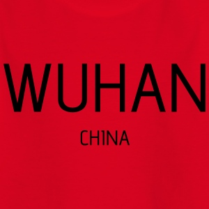 Wuhan - Kinder T-Shirt