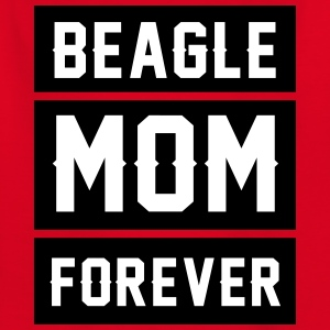 Beagle Beagle Mama Papa Dogs Dogs Best Friend - T-skjorte for barn
