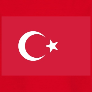 Nationalflagge der Türkei - Kinder T-Shirt