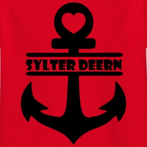 Anchor Sylt Deern - T-shirt barn
