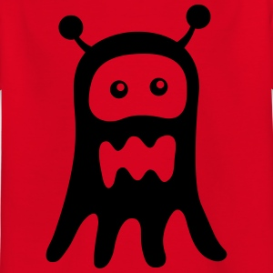 Ghost Monster - T-shirt barn