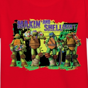 Kids Shirt TURTLES 'Shellaxin'!'