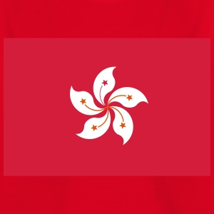 National Flag Of Hong Kong - Kids' T-Shirt