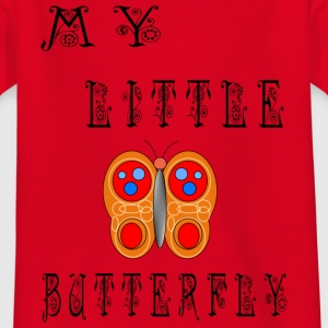 butterfly1 - Kinder T-Shirt