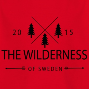 The Wilderness Of Sweden - Kids' T-Shirt