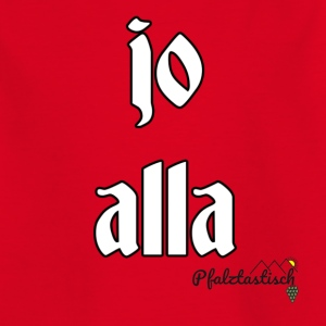 jo alla - Kinder T-Shirt