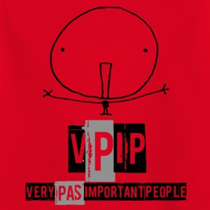 Vpip black - Kids' T-Shirt
