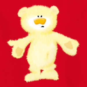 fluffy Teddy - Kids' T-Shirt