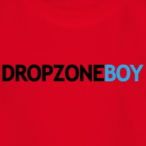 dropzoneBoy - T-skjorte for barn