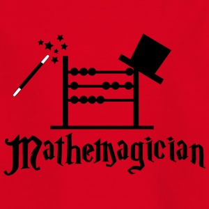 mathemagician - Kids' T-Shirt
