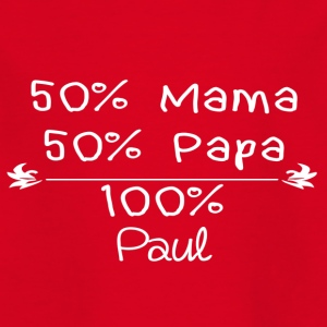 100% Paul - Kinder T-Shirt