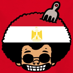 ÄGYPTEN Egypt مصر Afro Man - Kinder T-Shirt