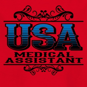 US medicinsk assistent - T-shirt barn