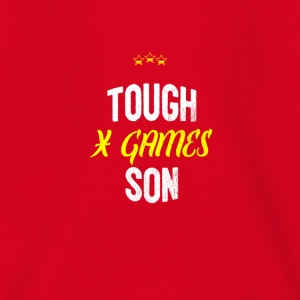 Distressed - TOUGH SON X GAMES - T-shirt Enfant