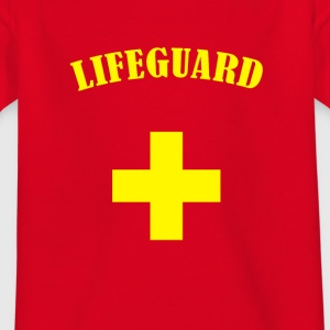 Lifeguard - Kinder T-Shirt