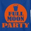 Full Moon Party - Teenage T-shirt