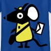 Maus Postbote Briefträger - Ratte - Teenager T-Shirt
