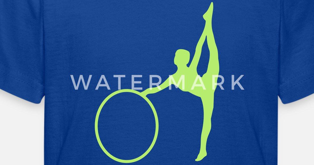 Spreadshirt Gymnastics Camiseta Rhythmic Adolescente Rhythmic Adolescente Camiseta Gymnastics xwq01zzTP