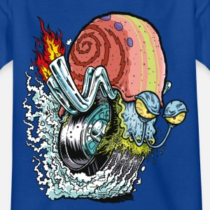 Teenagers' Shirt SpongeBob Snail Gary Gary