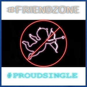 #Friendzone - Teenager-T-shirt