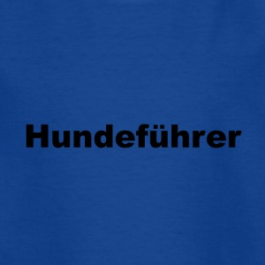Hundefuehrer - Teenage T-shirt