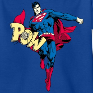 Superman 'Pow' Teenager T-Shirt