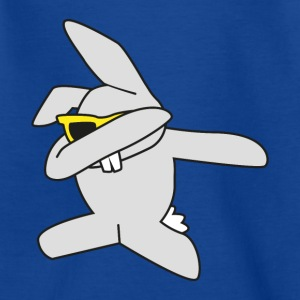 Dabbing Osterhase - Teenager T-Shirt