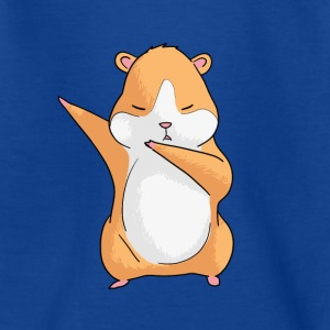 Dancing Hamsters - Teddyhamster Dabbing Dancing - Teenage T-shirt