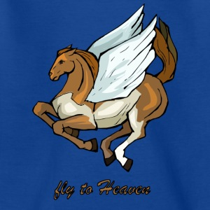 Pegasus - Teenager-T-shirt