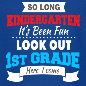 CHILDREN'S CHILDREN - 1st GRADE - 1st CLASS - GRUNDSCHUL - Teenage T-shirt