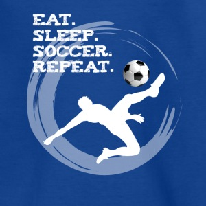 Football Goalkeeper Goal Master soccer team g - Teenage T-shirt