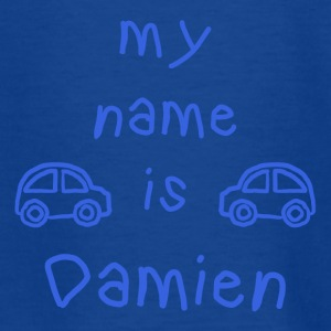 DAMIEN MY NAME IS - Teenage T-shirt