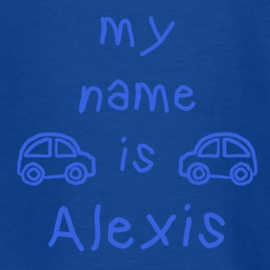 ALEXIS MEIN NAME - Teenager T-Shirt