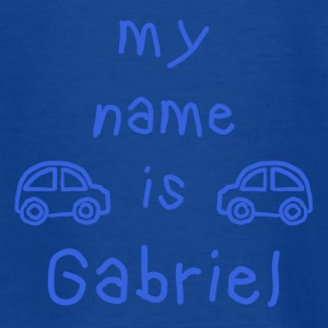 GABRIEL MEIN NAME - Teenager T-Shirt