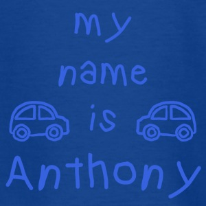 ANTHONY MEIN NAME - Teenager T-Shirt