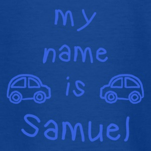 SAMUEL MY NAME IS - T-shirt Ado
