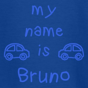 BRUNO MY NAME IS - Teenage T-shirt
