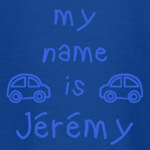 JEREMY MY NAME IS - T-shirt Ado