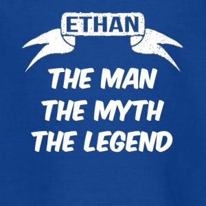 Ethan, de man de mythe de legende - Teenager T-shirt