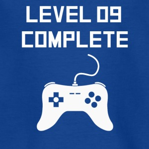 Level 09 Komplett - Teenager T-Shirt