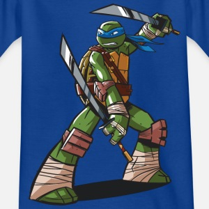 TMNT Turtles Leonardo Ready For Action