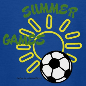 SummerGames - Teenager T-Shirt