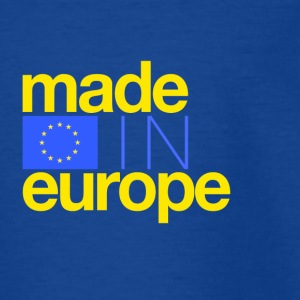Made in Europe - édition spéciale. - T-shirt Ado