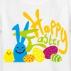Easter Bunny + Chick - Teenage T-shirt