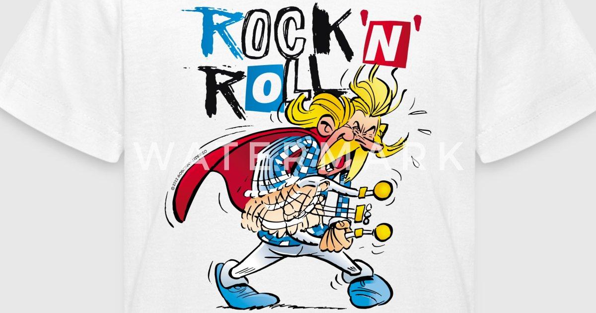 asterix obelix troubadix rock 39 n 39 roll m nner von. Black Bedroom Furniture Sets. Home Design Ideas