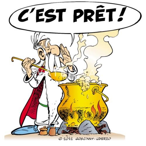 Asterix Obelix Miraculix Elixir Teendger T Shi Teenage T Shirt