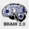 brain 2.0 - Teenager T-Shirt